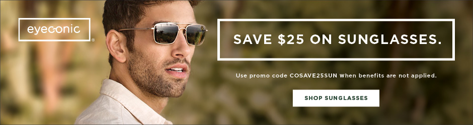 Save Up to $50 on Non-prescription Sunglasses. Shop sunglasses on Eyeconic and save $20 on any non-prescription sunglass purchase or $50 on a non-prescription sunglass purchase of $ or more with promo code fon-betgame.cf, get an additional 20% off by linking your VSP benefits (don't worry, we'll show you how).
